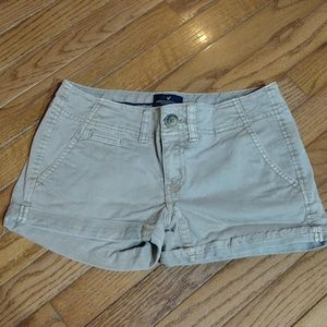 American eagle shorts size 00 shortie